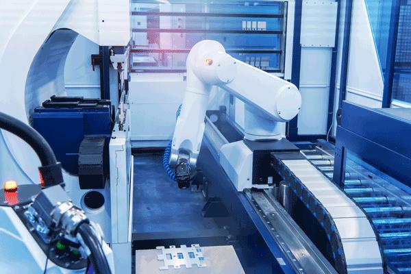 روبوت و اتوميشن-factoryyard
